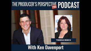 The Producer's Perspective Podcast Episode 33 - Theresa Rebeck