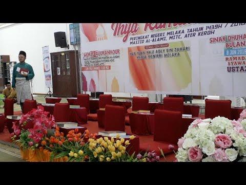 (Live) Rumah Ngaji World Quran Hour (7 June 2018)