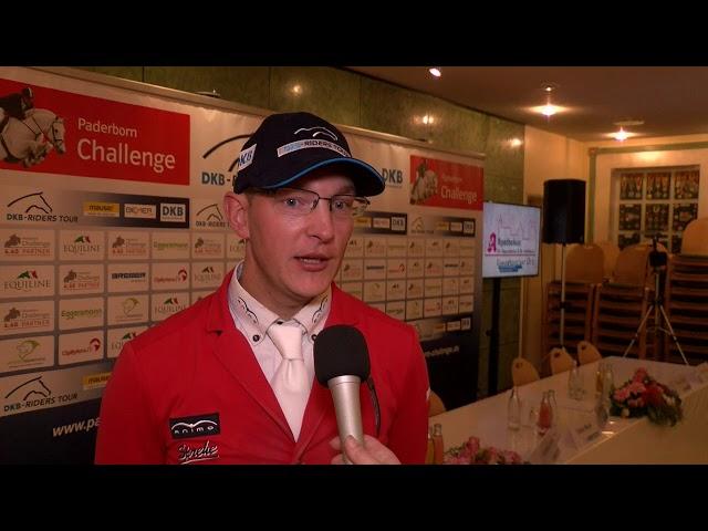 Tobias Meyer - Siegerinterview