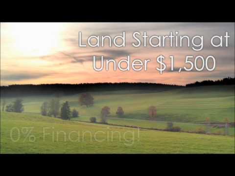 Cheap Land for Sale- California - Arizona -New Mexico- Nevada- Texas www.Land4Less.us