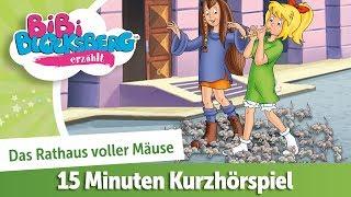 Bibi Blocksberg Kurzgeschichten: Das Rathaus voller Mäuse (Hörprobe)