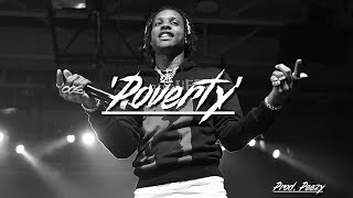 [FREE] Lil Durk X 147Calboy type beat 'Poverty' | US Trap Instrumental (Prod. Peezy)