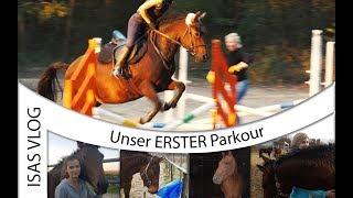 Unser ERSTER Parkour
