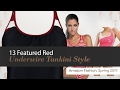 15 Featured Red Underwire Tankini Style Amazon Fashion, Spring 2017