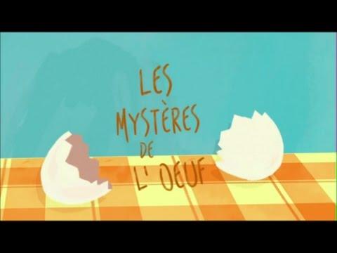 Les mystères de l'oeuf (France 5)