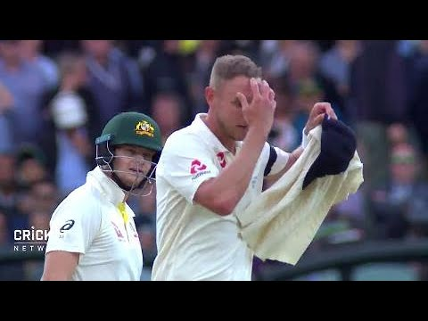 Second Test: Australia v England, day one