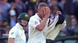 Second Test: Australia v England, day one