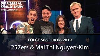 Pierre M. Krause Show vom 04.06.2019 mit Mai Thi Nguyen-Kim und den 257ers