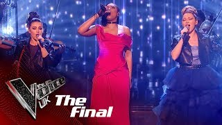 Belle Voci and Jennifer Hudson Perform 'My Heart Will Go On': The Final | The Voice UK 2018