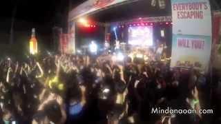 Kamikazee Rocks Sarangani Bay Festival 2014