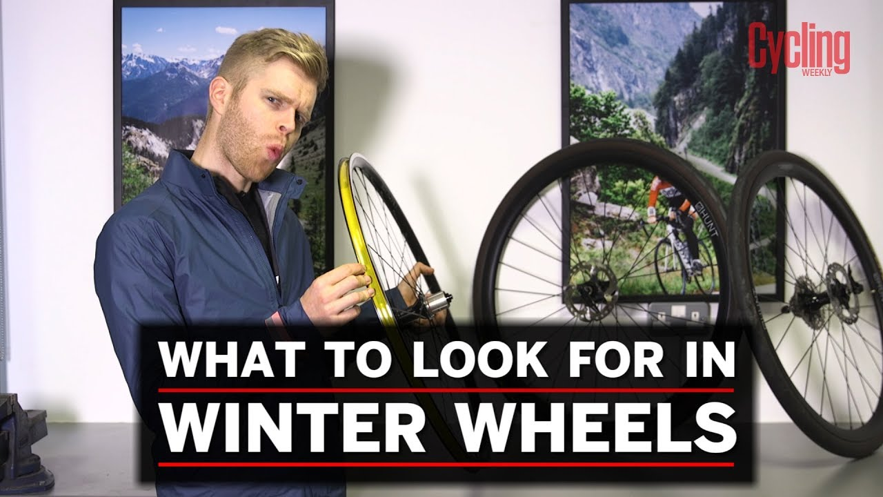 95f4d5e6603 What To Look For In Winter Wheels | Cycling Weekly - YouTube