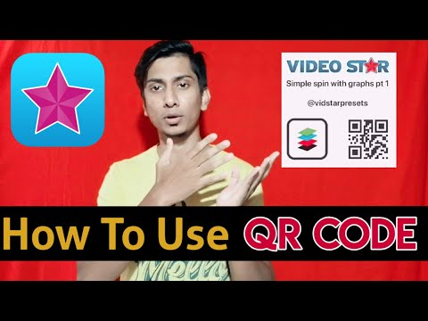 HOW TO USE QR CODES ON VIDEO STAR 🌟 | HOW TO DO THE JERK / SHAKE EFFECT ON TIK TOK |