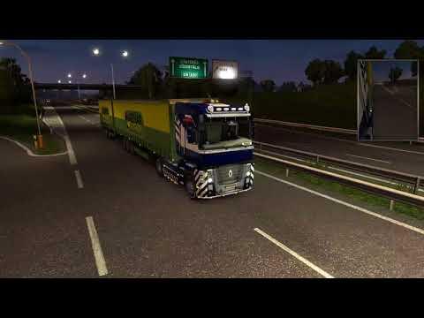 Euro Truck Simulator 2 #3