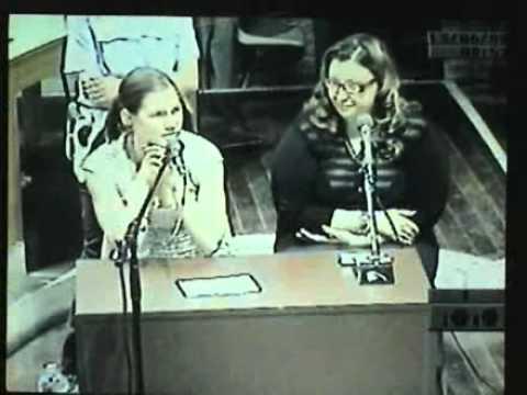 Amanda Knox Trial Testimony, June 13, 2009 Part 1 (Italian)