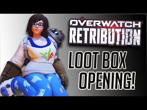 Paja-MEI - Overwatch Archives Event Lootbox Opening | STAR2D2