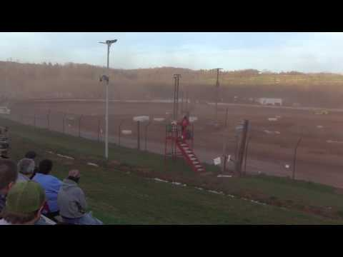 Midway Speedway Street Stock Feature 4-9-17