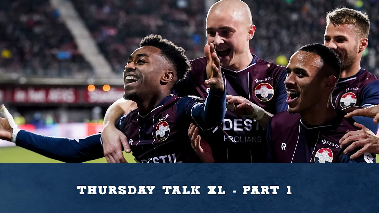 Thursday Talk XL / Part 1