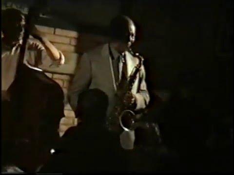 HAROLD  LAND,.sax,. Live *Sesto San Giovanni* ,1995..