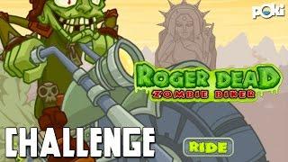 Zombie Tony Hawk! Roger Dead: Zombie Biker Poki Challenge!