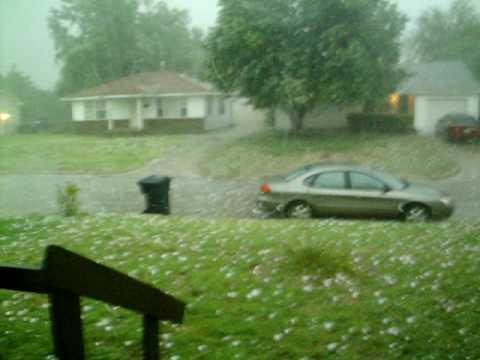 Oklahoma City Hail Storm 5/16/10