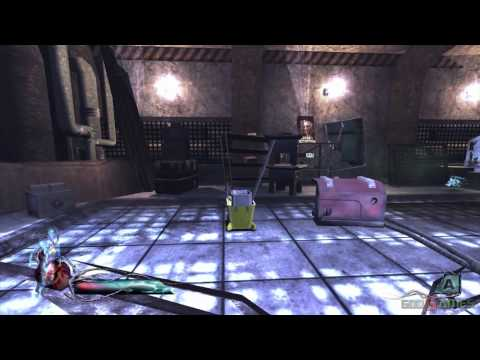 Geist - Gameplay Gamecube HD 720P (Dolphin GC/Wii Emulator)