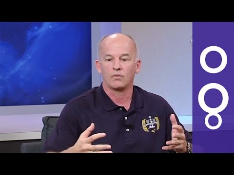 Jeffrey Williams: ISS Will Be Able To Receive Commercial Vehicles