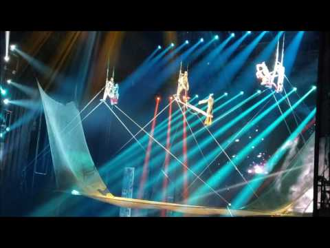 Puyang International Water Acrobatics Show- 5 Trapeze