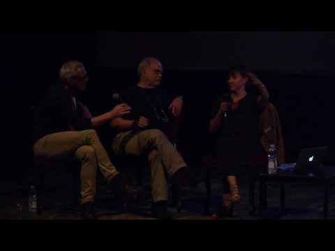 """CORTONA ON THE MOVE 2016 Talk """"Conversation on a world of war and love"""""""