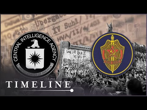 How The CIA And KGB Fought Over Berlin | Battleground: Berlin | Timeline