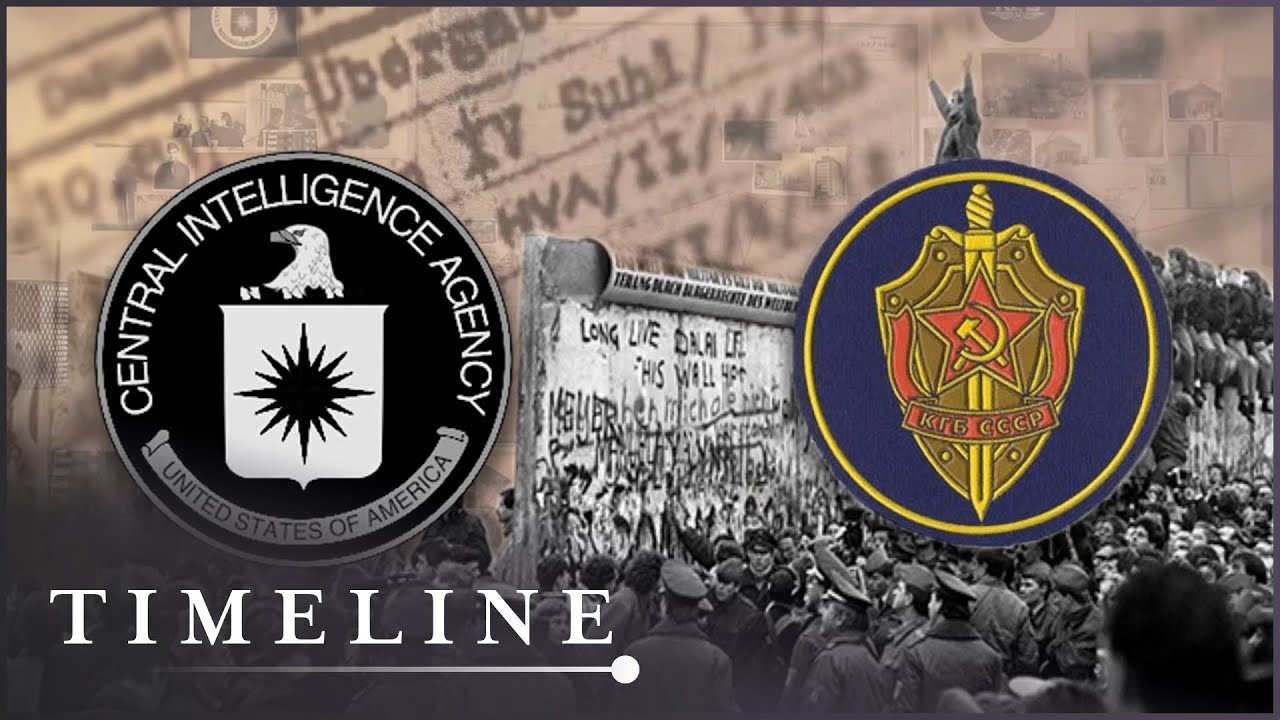 CIA vs KGB: Battleground Berlin (Cold War Documentary) | Timeline