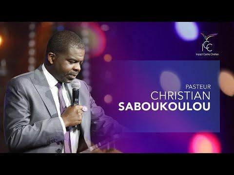 Pasteur Christian SABOUKOULOU - Avant d'aller plus loin, fais le bilan et rends compte de ton année