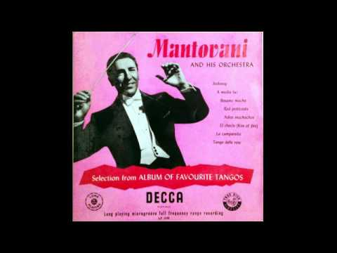 Mantovani And His Orchestra ‎– Selection From An Album Of Favourite Tangos