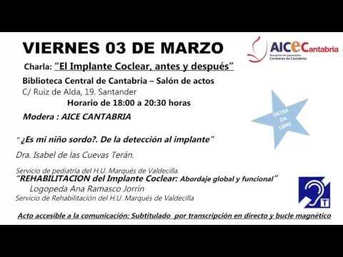 Día Internacional del Implante Coclear en Santander