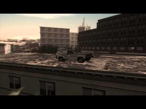 GTA SA Stunts: Wasteland Heroes - Arcane