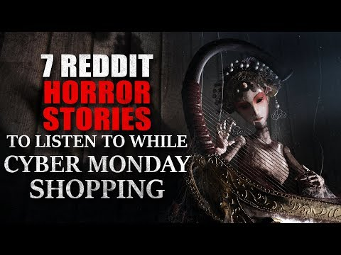 7 REDDIT HORROR STORIES To Listen To While Cyber Monday Shopping