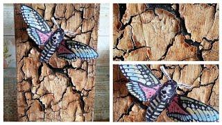 Bark Effect Monolith Tutorial
