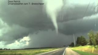 arthur to grand valley tornado preliminary ef0
