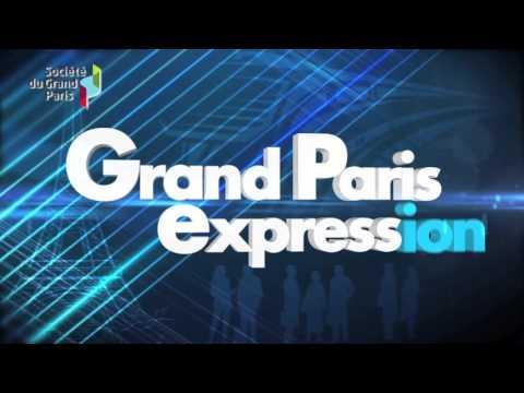 Grand Paris Expression n°15 :  à la découverte de la future gare de Saint-Denis Pleyel