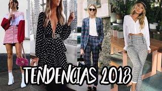 10 TENDENCIAS INVIERNO - OTOÑO 2018/2019