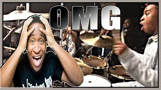Drummer Reactions - Lacy Comer Open The Floodgates