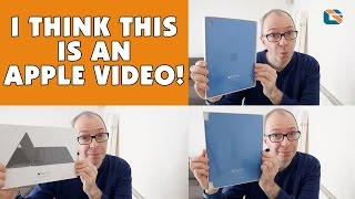 Apple 9.7 inch iPad Pro Smart Cover - Silicone Case & Smart Keyboard Review #Apple