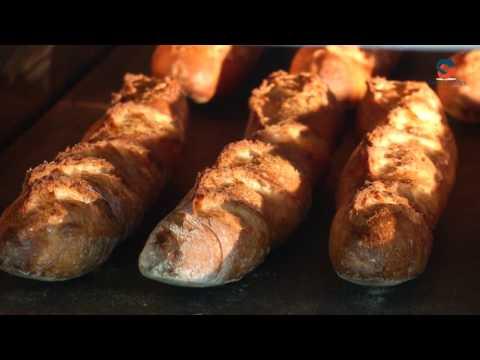 1er Concours Régional de la Meilleure Baguette de Tradition Française.