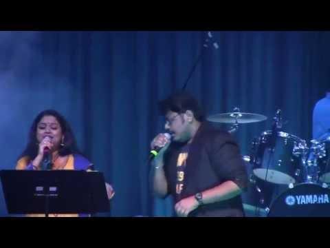 Poo Malaye Thol Serava Duet By Airtel Super Singer Saicharan and Indu Subramanian