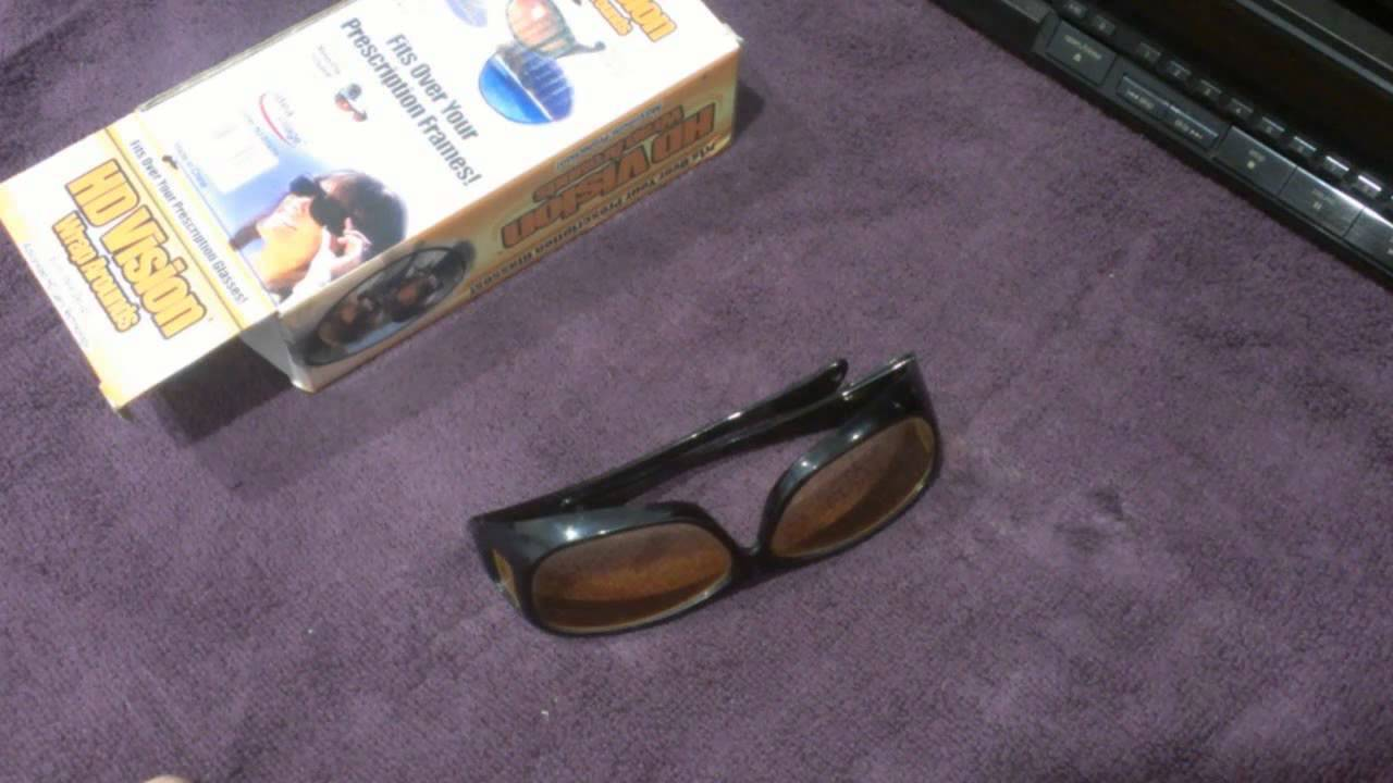 1968dbc9cbf As Seen On TV - HD Vision Sunglasses Review ( Are They Worth it ...