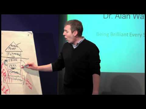 TEDxPortsmouth - Dr. Alan Watkins - Being Brilliant Every Single Day (Part 1)