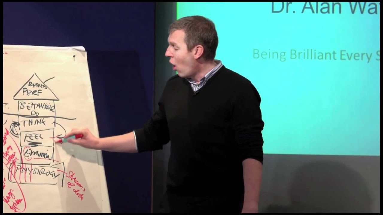How to be brilliant consistently... Watch this and learn!