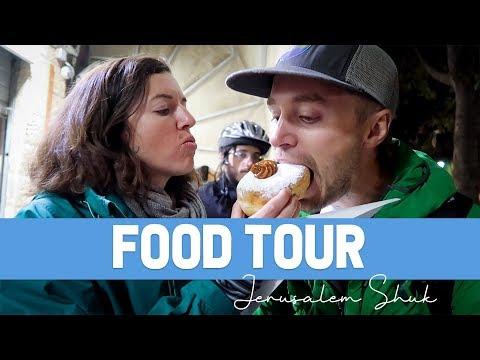 Jerusalem, Israel Market Food Tour