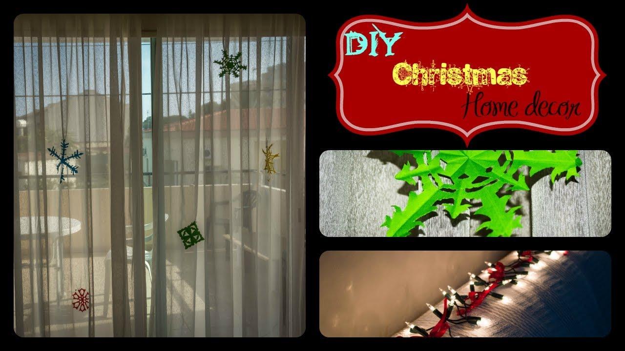 5 Decoratiuni De Craciun Partea A 2 A 5 Diy Christmas