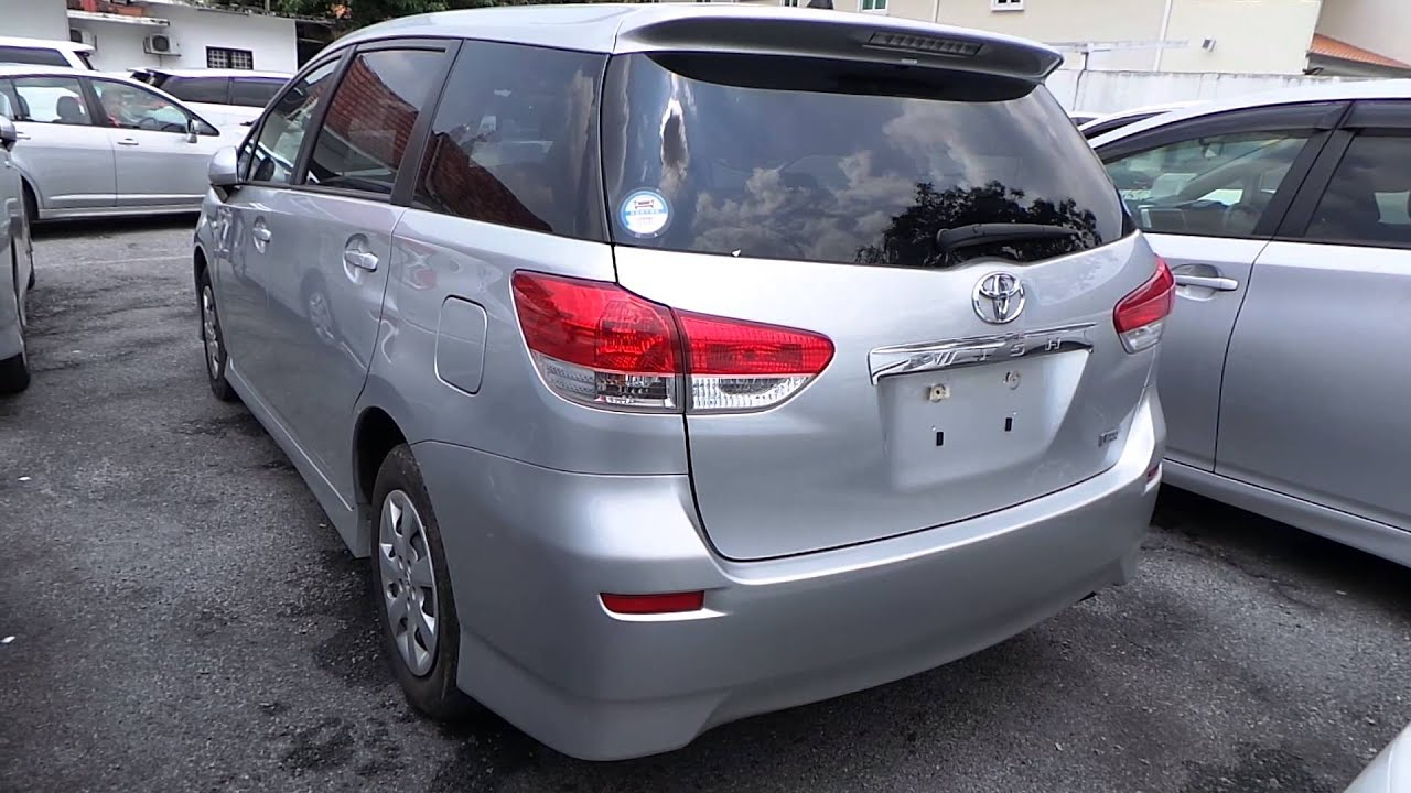 Cars For Sale in Malaysia Toyota Wish 1 8 unreg mudah
