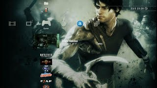 Download game PS3 pkg untuk OFW Han Dark Sector